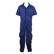 China Manufacturers for Fluorescent Green Coverall Workwear Summer short sleeve labour Coverall supply to Netherlands Antilles Suppliers