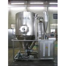 Antibiotic centrifugal atomizing spray dryer