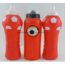 OEM Shaker Water Bottle for Promotional Gift and Soccer Souvenir
