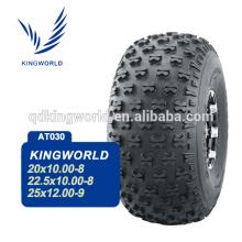 La Chine marque arrière modèle ATV & UTV pneus pneumatiques