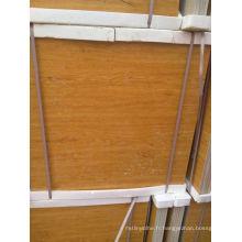 Tuile de plancher de matériau de construction 600 * 600