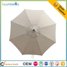 paraguas voladizo grande impreso de la playa del estilo del polo colgante en venta