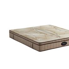Natural organic cotton mattress