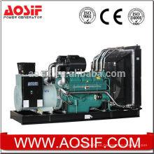 Wuxi 225kva generador de energía precio con la marca china Wandi motor