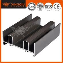 Proveedor de ventana perfil de aluminio, perfil de aluminio ventanas correderas fábrica