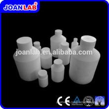 JOAN LAB 500ml PTFE Schmaler Mund Reagenz Flasche für korrosive Chemikalien