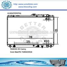 Radiador del coche para Toyota Camry 92-93 OEM: 1640062090 1640062100 1640062110 1640062140/150/160