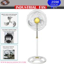 18inch электрический промышленный вентилятор с белым основанием