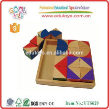 Creative Puzzle Block Wooden Toys