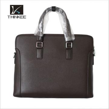 Handmade Vegetable Leather Men's Messenger Bag, Crossbody Shoulder Bag, Satchel Bag