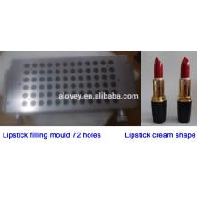 Manufacture custom plastic lipstick mold 16 cavity cap
