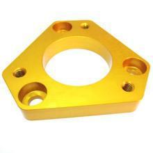 Processamento de peças cosméticas centro usinado CNC
