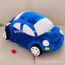 Vente chaude en gros personnalisé dernière peluche en peluche jouets voiture pour enfants usine directe