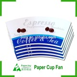 PE coated paper Coffee Cup Size 7 OZ