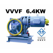 YJF140WL VVVF Canon Elevator Gear traction machine Motor