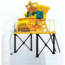 Venta caliente del mezclador de cemento de la buena calidad JS500