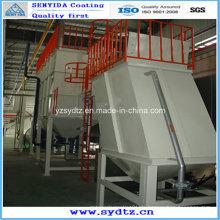 Heiße Pulverbeschichtungs-Ausrüstung / Maschine / Anstrichlinie der Vorbehandlung