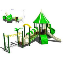 Outdoor Tree House Playground Recreation Equipment for Amus