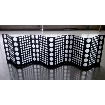 Perforated Metal Sheet-Wind Dust Net
