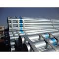 GB Q195 Q215 Q235 Q345 Tubo de acero redondo galvanizado en caliente de ERW