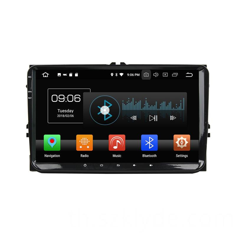 Octa Core 32G Head Unit VW universal (5)