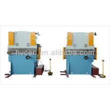 Machine de cintrage hydraulique WC67Y-30T / 1300, machine à cintrer les feuilles hydrauliques