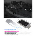 Solar LED Security Light With Microwave Sensor