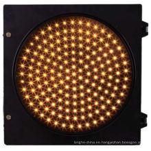 Señal de semáforo LED de 300 mm de carcasa