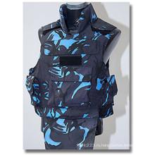 Рычаг NIJ Iiia полной защиты UHMWPE пуленепробиваемые куртка