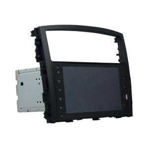 Mitsubishi Pajero full touch android car dvd