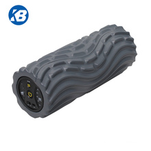 Dropshipping electric rechargeable vibrating Foam Roller For muscle relaxing