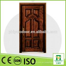 Puerta blindada de seguridad muy fuerte hecha en China.