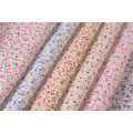 TC print woven workwear fabric textile
