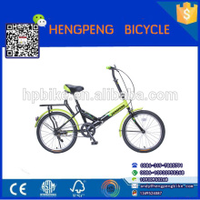 New Trade assurance supplier Light weight folding bike