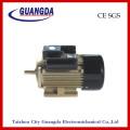 Negro Motor de compresor de aire de CE SGS 1.5kw