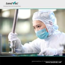 Verre feuilleté à vide de réduction de bruit de puits de lumière de verre de Landglass