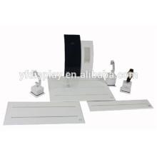 comptoir stand de bas prix acrylique montre affichage