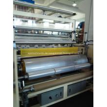 Gegossene Film Stretch Linie Kunststoff Extruder