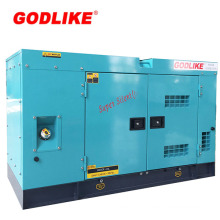 Top Factory Low Fuel Consumption Silent Diesel Generator 15kVA (GDX15*S)