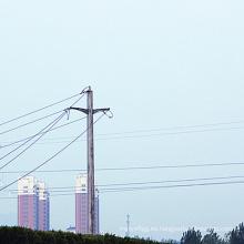 Palanca de acero de transmisión de energía 10kv