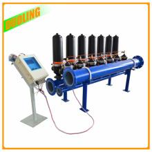 Fabricante de filtro de água hidráulica de tamanho maior super 3inch
