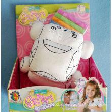 Popular con los niños juguetes DIYpainting interesantes, juguetes de IQ