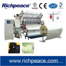 Richpeace computerized multi-needle shuttle quilting machine