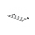 Single-layer towel bar for bathroom accessories