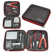 Kit d'accessoires Vape Kit de bricolage maître de bobine V1 Vape DIY Tool