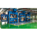 Sperrholz-Produktionslinie