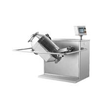 pharmaceutical tumbler three dimensional shaker mixer machine