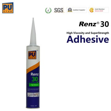 for Car Manufacture Renz 30 High Performance PU Sealant with Good Raw Material