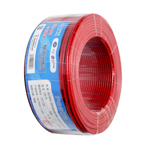 Heat Resistant 105 Celsius PVC Insulated Electrical Wires