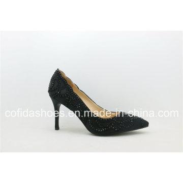 New High Heel Women Wedding Bridal Dress Shoes